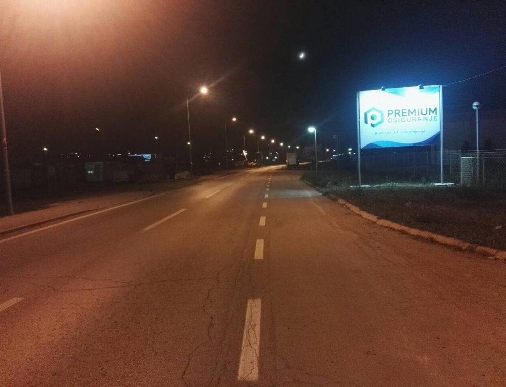 Reklamni bilbordi u Kozarskoj Dubici, Kostajnici i Novom Gradu