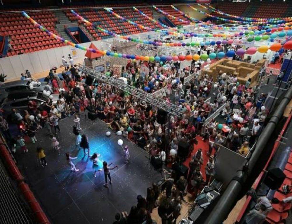 Više od 20.000 posjetilaca na Dječijem sajmu Banjaluka – U revijalnom programu predstavilo se 1.200 mališana