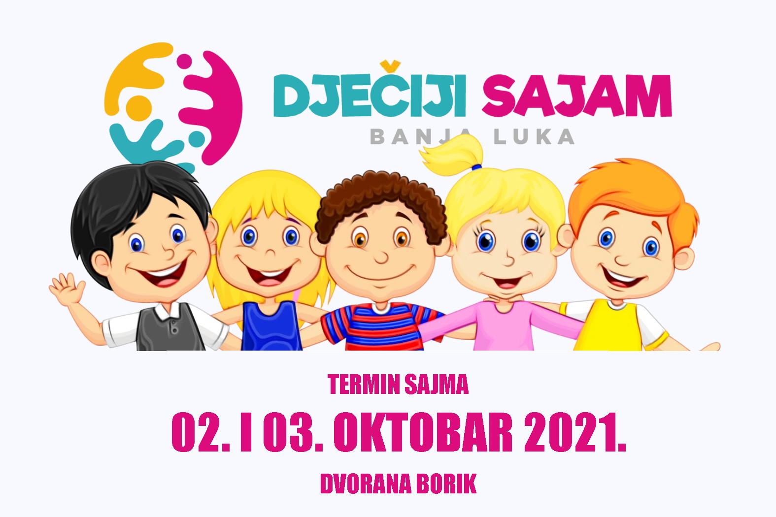 dječiji sajam banja luka 2021